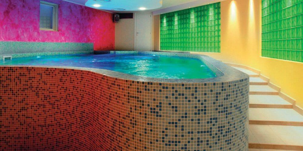Casalgrande Padana Glass Mosaic Tiles