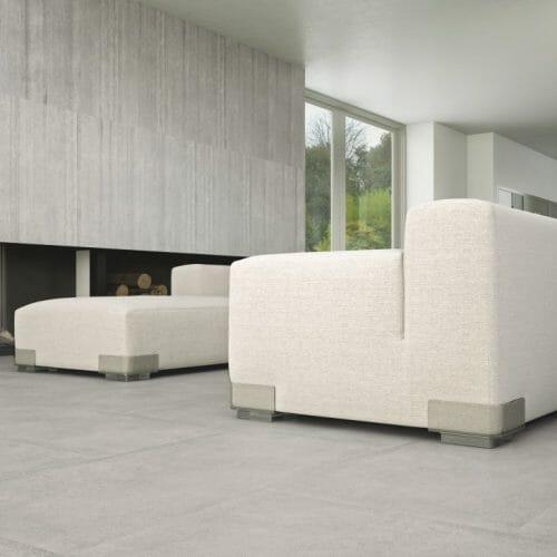 Porcelain Tiles Living Room