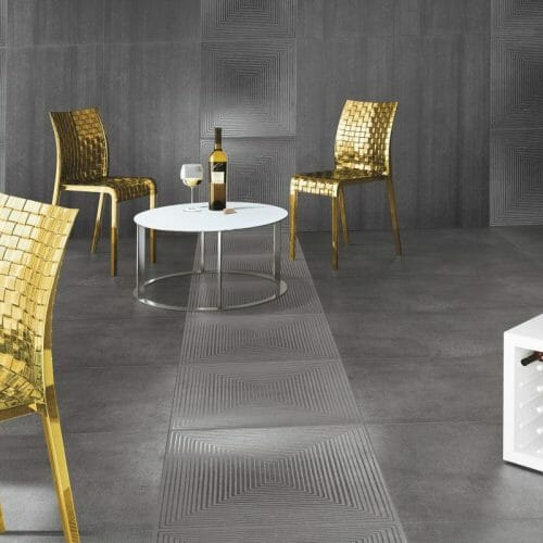 Porcelain Tiles Wall and Floor