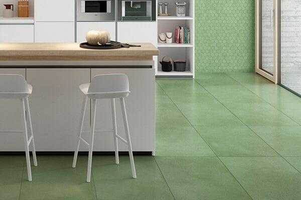 Evolution cement tiles