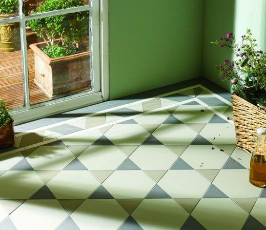 Hexham Victorian Tiles