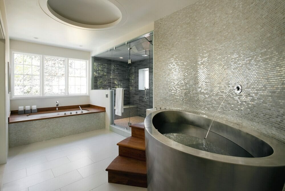 Original Style Glass Mosaic Tiles