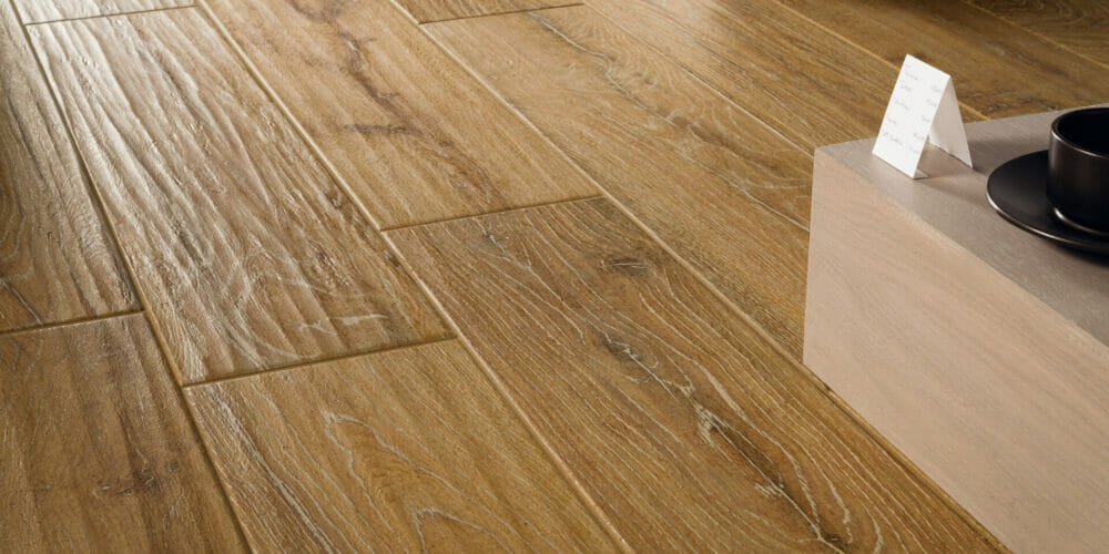 Windsor porcelain wood tiles