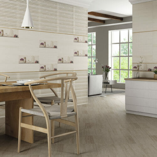 Denver Ivory Kitchen tiles
