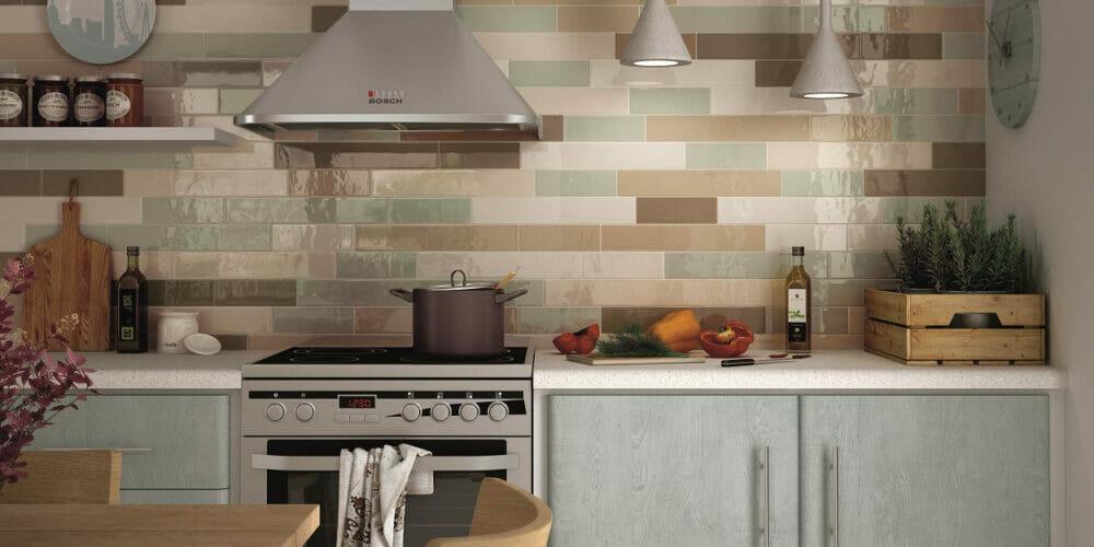 Provence ceramic tiles